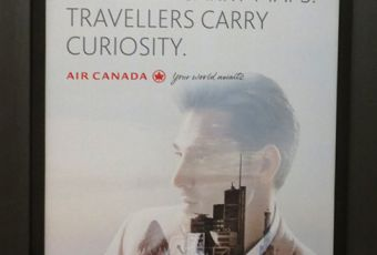 Air Canada – Multimedia Corporate Rebrand